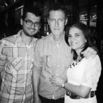 Marcos, Clovis e Clemar Dametto.
