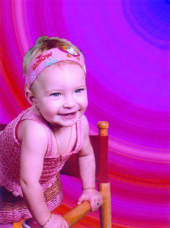 MARIELI Dametto (*22/06/2004), trineta, filha de Leandro Dametto e Marlene de Sousa.