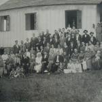 Casamento de Thereza Dametto e João Chies Primo, em 13/02/1926.