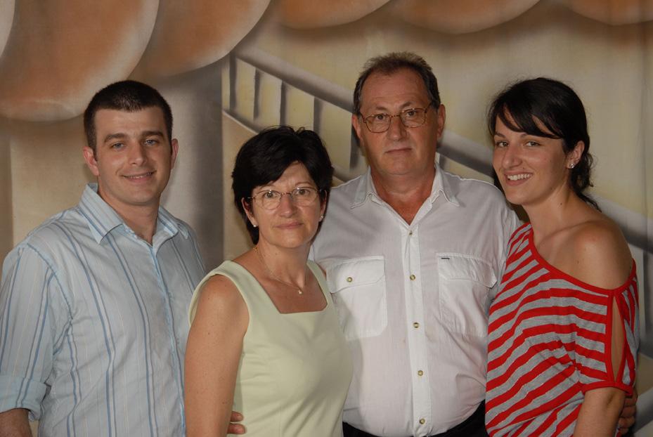 Família Antonio Camilo Dametto (filho de Elias Dametto)