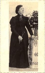 Marina Dametto, irmã de Angelo Dametto.