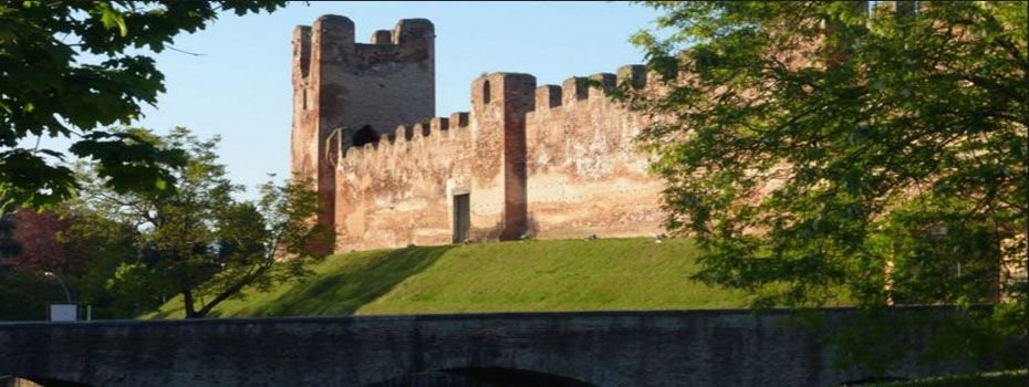 Porta Del Musile - Castelfranco Veneto, Treviso, Itália.