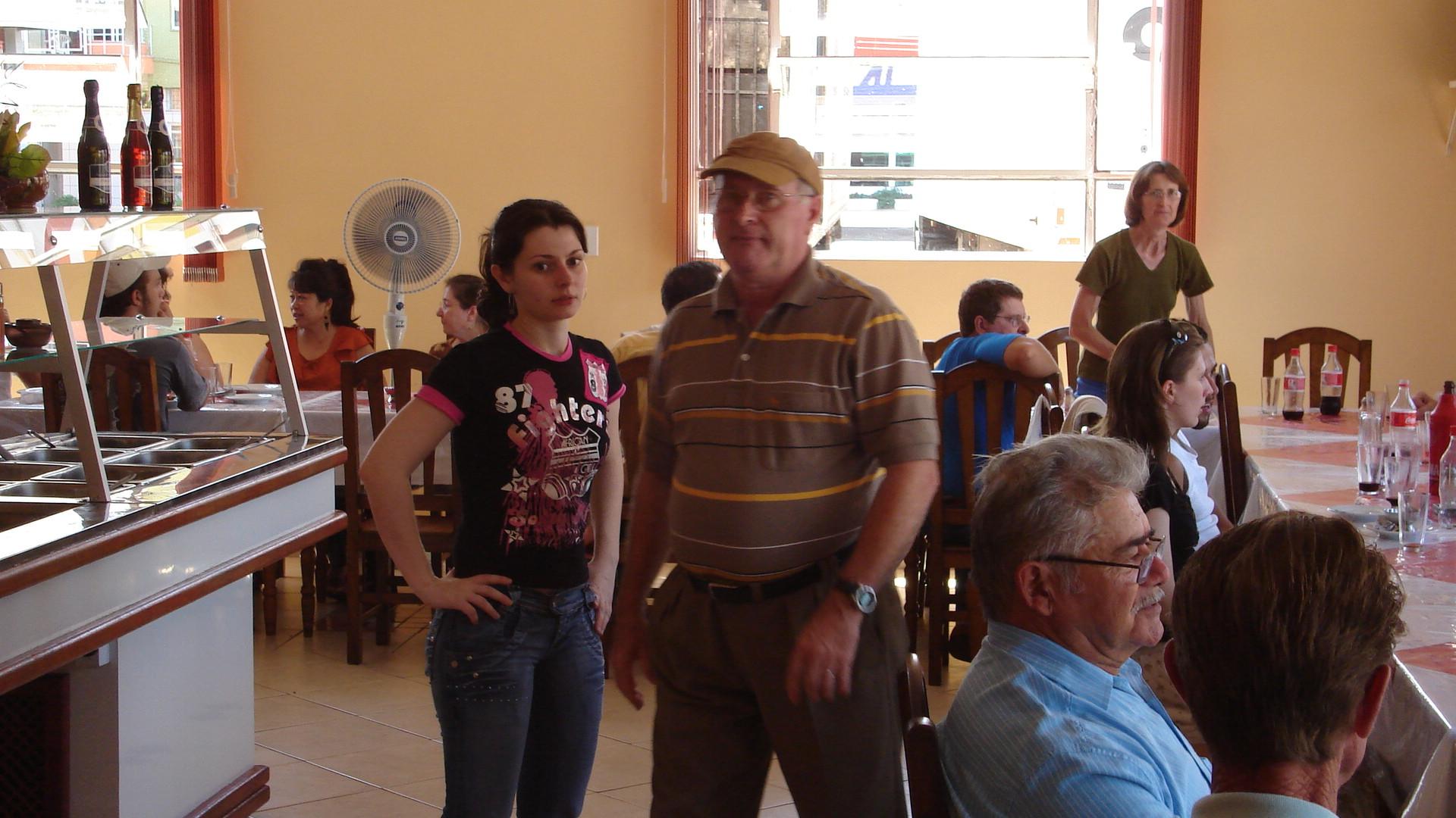 Restaurante 7 de Setembro - Maravilha, SC.