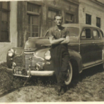 Adelino Dametto em Carlos Barbosa - RS, c. 1950.