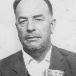 Angelo Baseggio, terceiro filho de Cecília Dametto e Ricardo Baseggio.