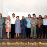 Filhas e filhos de Armelindo e Layde Colombo Baseggio.