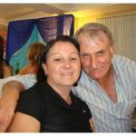 Eva da Silva e Celso Ari Dametto.