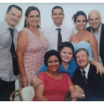 Família Francisco Olívio Dametto e Maria Aquino Dametto.