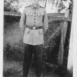 Fidélis Antônio Dametto, soldado do Exército.