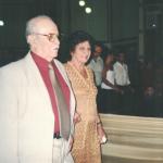 João Pedro dos Santos e Fiorentina Angelina Dametto - 50 anos de casamento.