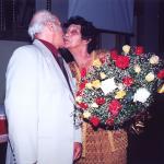João Pedro dos Santos e Fiorentina Angelina Dametto - 50 anos de casamento (11/04/2003).