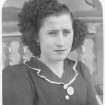 Graciosa Dametto (primeira neta de José e Maria Dametto).
