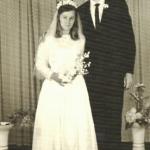 Helena Dametto (*23/12/1940) e Arlindo Seidler (*02/10/1943). Casamento em 25/01/1969.