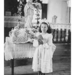 Jandira Bambina Dametto - primeira Eucaristia.