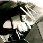 José Bruno Chies. Primeiro Voo Solo – Aeroclube de Caxias do Sul em 1958.