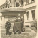 Lírio Antonio Dametto - Noviciado no Colégio Champagnat (marista), Veranópolis – RS, 08/12/1954.