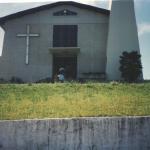 Capela São Silvestre (nova), Linha 12, Carlos Barbosa. Exterior.