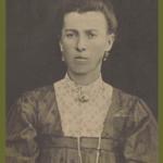 Magdalena Joana Dametto. Casou-se com Angelo Steffani.