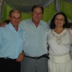 Antônio Teló, Miguel Carlos Dametto e Nair Dametto. Foram colegas no primário no grupo escolar da Linha Quarta, Anta Gorda - RS.