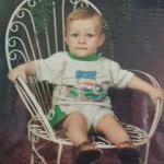 Natanael Henrique Dametto, filho de Germano e Angelina Spadini Dametto, nascido no dia 06/01/1993.