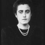 Nilda Dametto, filha mais nova de Valentim Dametto e Victoria Zanatta Dametto.