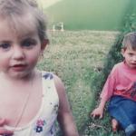 Regina e Renato Dametto, filha e filho de Odacir Antônio Dametto e Maria Aparecida Fioravante.