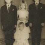 Gêmeos Irineu e Inácio, Sonia Maria e Itamar Zaro.