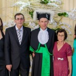 Família Zeferino Stello. Formatura de Márcio Stello no dia 28/02/2016.