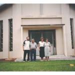 Capela São Silvestre, na Linha São Silvestre, Tapejara – RS, onde se estabeleceu o casal Riccieri Zanatta e Joanna Dametto Zanatta.