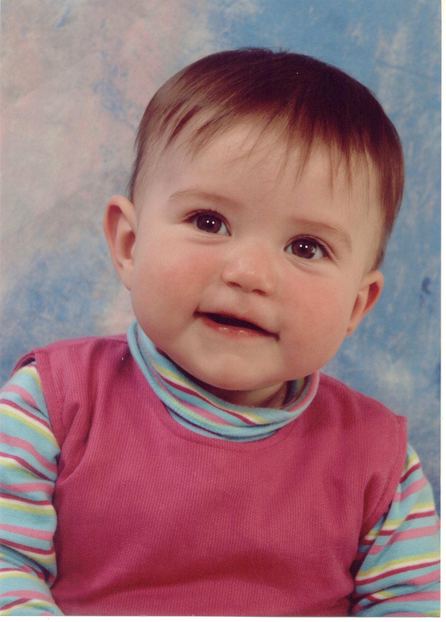 ANA JÚLIA Moratelli (*16/08/2005), trineta, filha de Marlene Dametto e Ladir Bruno Moratelli.