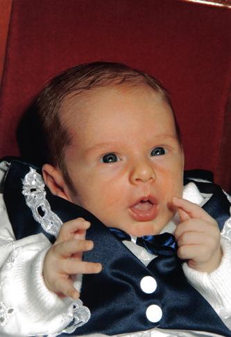 BLUNER Caumo (*20/10/2006), trineto, neto de Lúcia Dametto Giacobbo, filho de Cassiane Maria Giacobbo Caumo e Agenor Caumo.