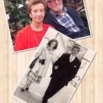 Genny Catherina Storchi e Ivo Chies - 65 anos de casamento no dia 10/12/2014.