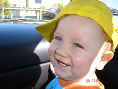 MARCO ANTONIO Dametto Lodi (*18/05/2005), trineto, filho de Kelly Aquino Dametto e João Roberto Lodi.