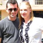 Marcos Dametto e Joara Aparecida de Oliveira Dametto, em Tapejara - RS.