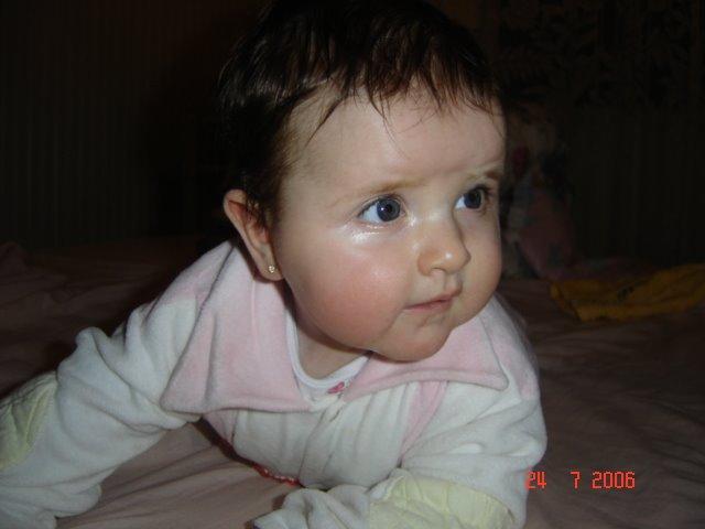 NATHALIA Dametto Lazzari (*22/03/2006), trineta, filha de Vanessa Marta Dametto e Davi Lazzari.