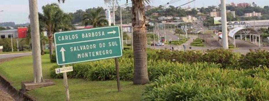 Carlos Barbosa. Foto de Nair Dametto.