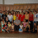 Família Oreste Dametto. Primeiro Encontro da Família Dametto no dia 09/02/2007.