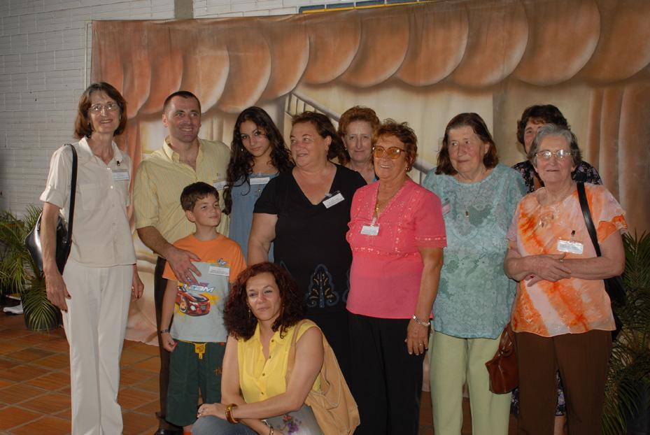Família Roberto Dametto.