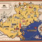 VENETO [De Agostini, Giovanni Nicouline; Vesevolod Petrovic 1890-1962] David Rumsey Map Collection