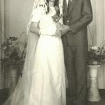 Alceu Dametto (*26/10/1950 †30/04/1996) e Naide Spagnol Dametto (*29/04/1954). Casamento em 27/01/1973.