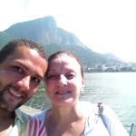 André Luiz Dametto e Nair Dametto. Rio de Janeiro, 2015.