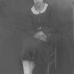 Antonina Dametto (1913-2004), filha de Valentim Dametto e Victoria Zanatta Dametto.