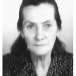 Antonina Dametto Bertotto (*13/06/1913 – Linha 12 – Carlos Barbosa – RS †12/08/2004 – Caçador – SC).