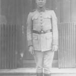 Antonio Dametto - soldado do Exército.
