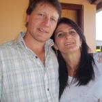 César Segundo Dametto e Janete Caumo Dametto.