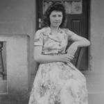 Catarina Dametto. Anta Gorda - RS, c. 1958.