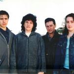 Cezar Dametto, Verenise Zappani e Lírio Dametto, Adriana Dametto.