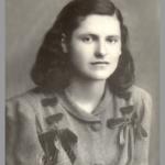 Corona Giusepina Canalli (*28/05/1924), ainda solteira.