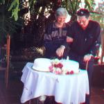 Corona Canalli e Danilo Dametto - 50 anos de casamento.