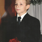 Douglas Eduardo Canal (*06/11/2002), neto de Domingos Angelo Steffani e Lourdes Chies Steffani.